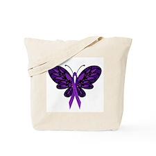 Crohns Disease Ribbon Tote Bag