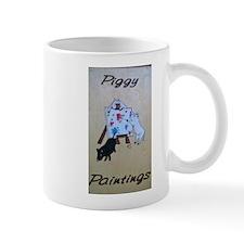 The 3 Piggies Painting Mug