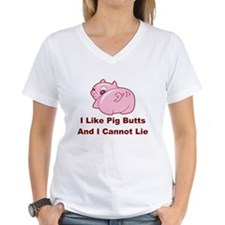 Pig Butts-001 T-Shirt