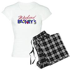 Weekend at Barney's Pajamas