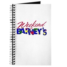 Weekend at Barney's Journal