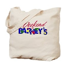 Weekend at Barney's Tote Bag