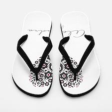 Love Alejandra Flip Flops