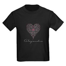 Love Alejandra T-Shirt