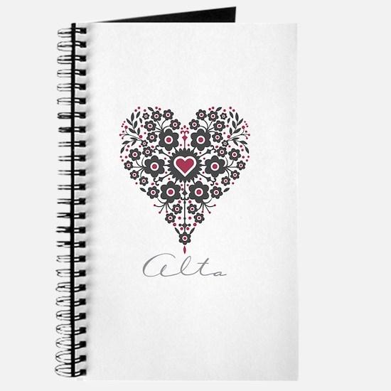 Love Alta Journal