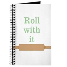 Roll With It Funny Journal
