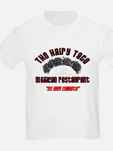 The Hairy Taco Kids T-Shirt