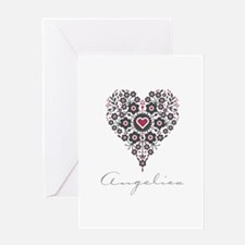 Love Angelica Greeting Card