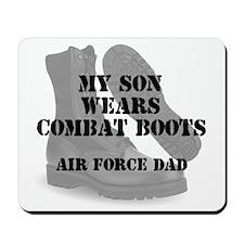 AF Dad Son Wears CB Mousepad