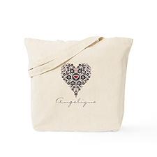 Love Angelique Tote Bag
