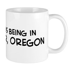 Hood River - Happiness Mug