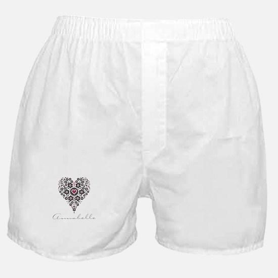 Love Annabelle Boxer Shorts