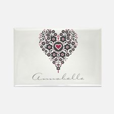 Love Annabelle Rectangle Magnet