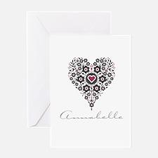 Love Annabelle Greeting Card