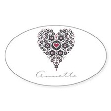 Love Annette Decal