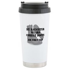 AF Dad Daughter Wears CB Travel Mug