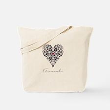 Love Araceli Tote Bag