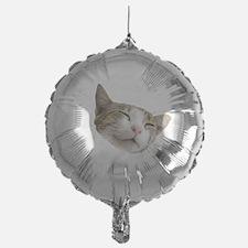 Kitty Face Balloon