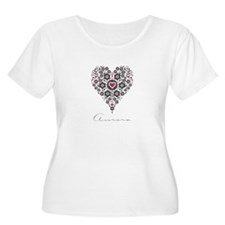 Love Aurora Plus Size T-Shirt