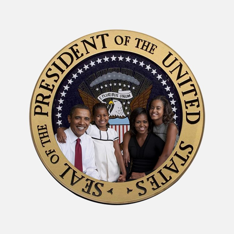 """First Family 3.5"""" Button (100 pack)"""