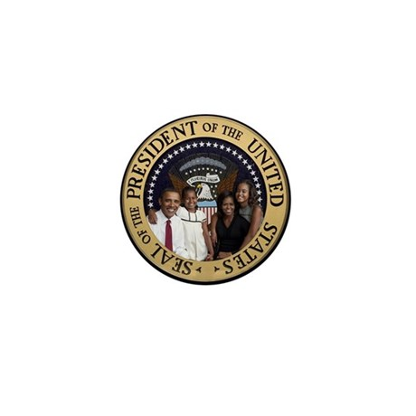 First Family Mini Button (10 pack)