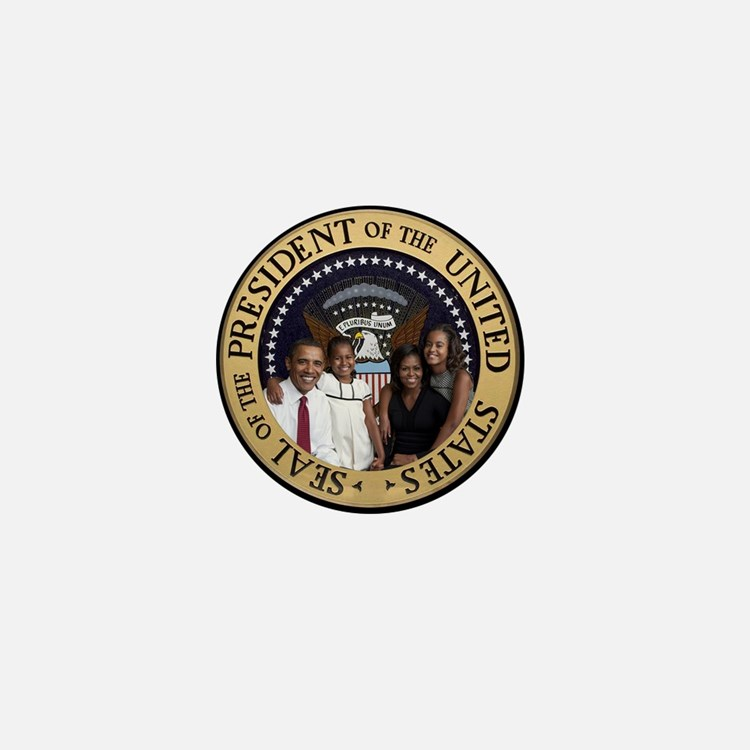 First Family Mini Button