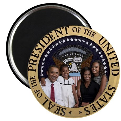"First Family 2.25"" Magnet (100 pack)"
