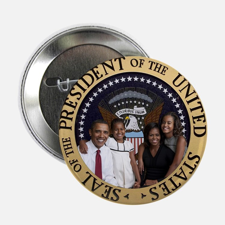 """First Family 2.25"""" Button (100 pack)"""