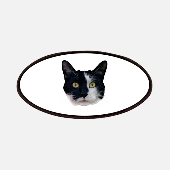 Black and White Cat Patches