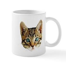 Kitty Cat Face Mug