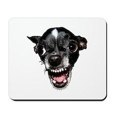 Vicious Chihuahua Mousepad