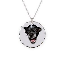 Vicious Chihuahua Necklace