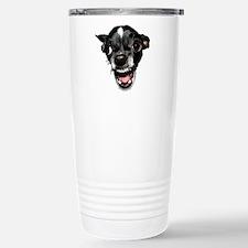 Vicious Chihuahua Stainless Steel Travel Mug