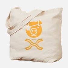 The Bacon Pirate Tote Bag