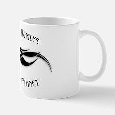 Save The Whales 1 Mug