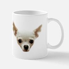 White Chihuahua Mug