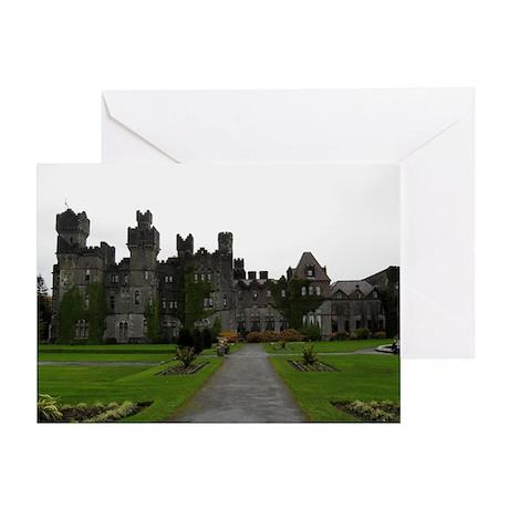 Ashford Castle, Galway Greeting Card