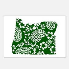 Paisley Postcards (Package of 8)