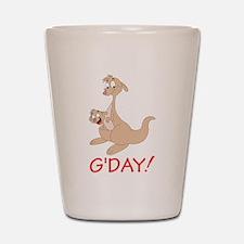 GDAY Shot Glass