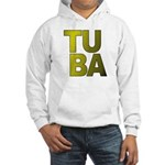 Hooded TUBA Sweatshirt