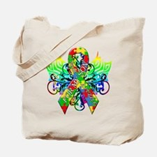 I Wear A Puzzle for my Son Tote Bag