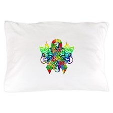 I Wear A Puzzle for Myself Pillow Case