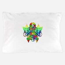 I Wear A Puzzle for my Friend Pillow Case