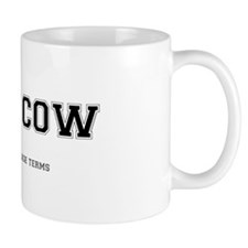 FOREX LANGUAGE TERMS - CASH COW Small Mug