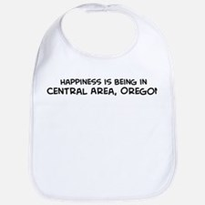 Central Area - Happiness Bib