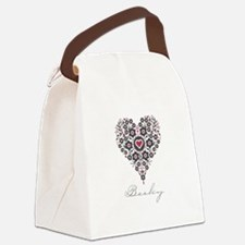 Love Becky Canvas Lunch Bag