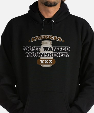 Most Wanted Moonshiner Hoodie