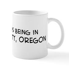 Baker County - Happiness Mug
