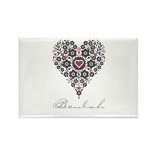 Love Beulah Rectangle Magnet (100 pack)