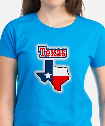 Texas Women's Dark T-Shirt
